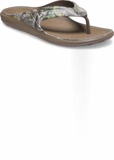 Crocs Men's Swiftwater Wave Flip Flop   Flip Flops for Men   Shower Shoes   US Men