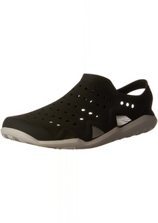 Crocs Men's Swiftwater Wave M Sport Sandal   M US