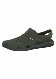 Crocs Men's Swiftwater Wave Water Shoe   M US