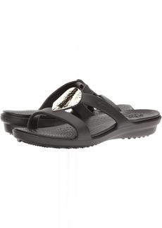 Crocs Sanrah Embellished Sandal