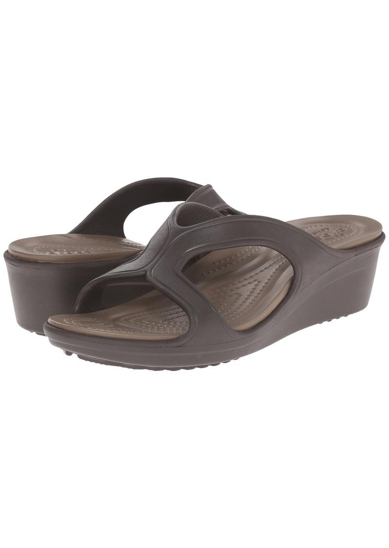Crocs Sanrah Wedge Sandal