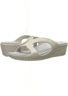 Crocs Sanrah Wedge Sandal