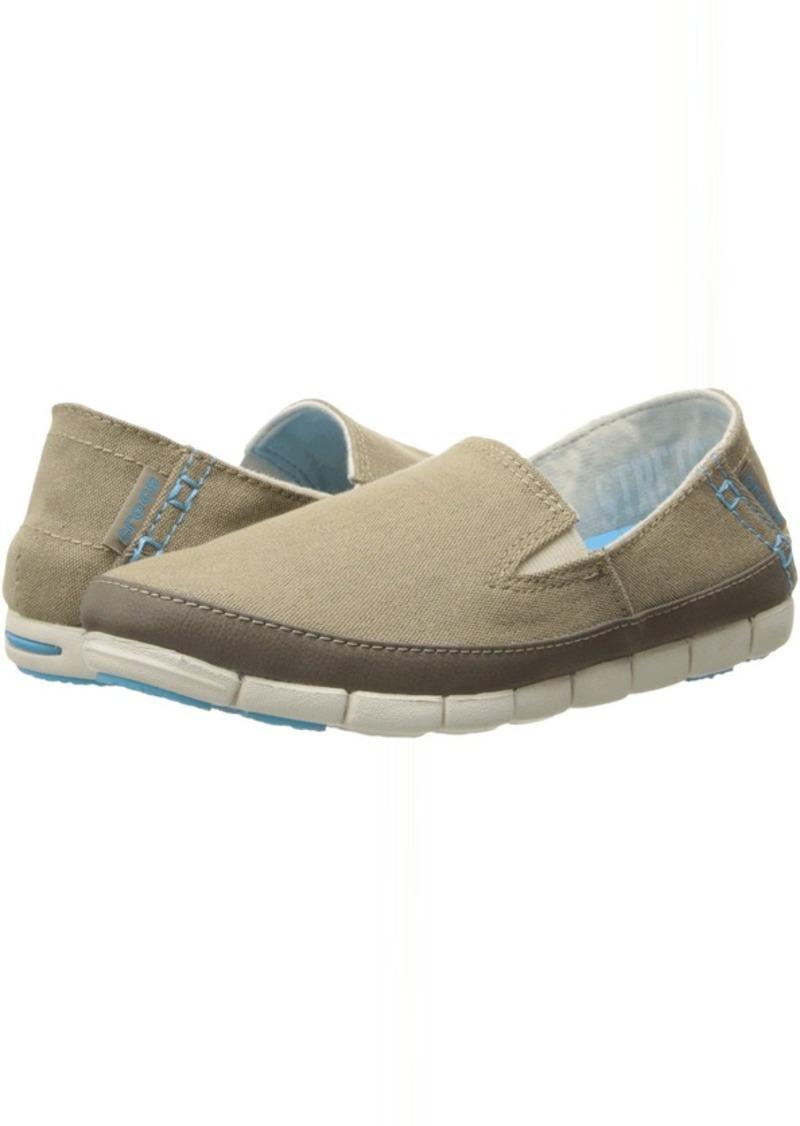 Crocs Stretch Sole Shoes Flats For Women