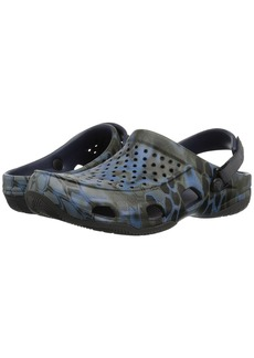 Crocs Swiftwater Kryptek Neptune Deck Clog