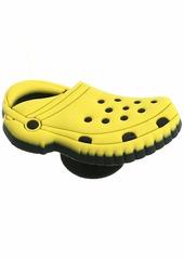 Crocs Jibbitz Symbols Shoe Charm Classic Clog Yellow