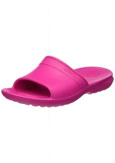 Crocs Unisex Classic Slide Sandal  9 US Men/ 11 US Women