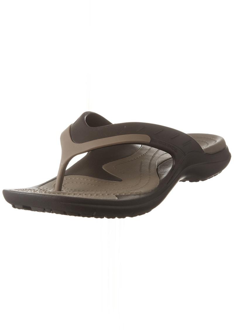 653f6de77 Crocs Crocs Unisex Modi Sport Flip-Flop 13 M (D) US Men 15 M (B) US ...