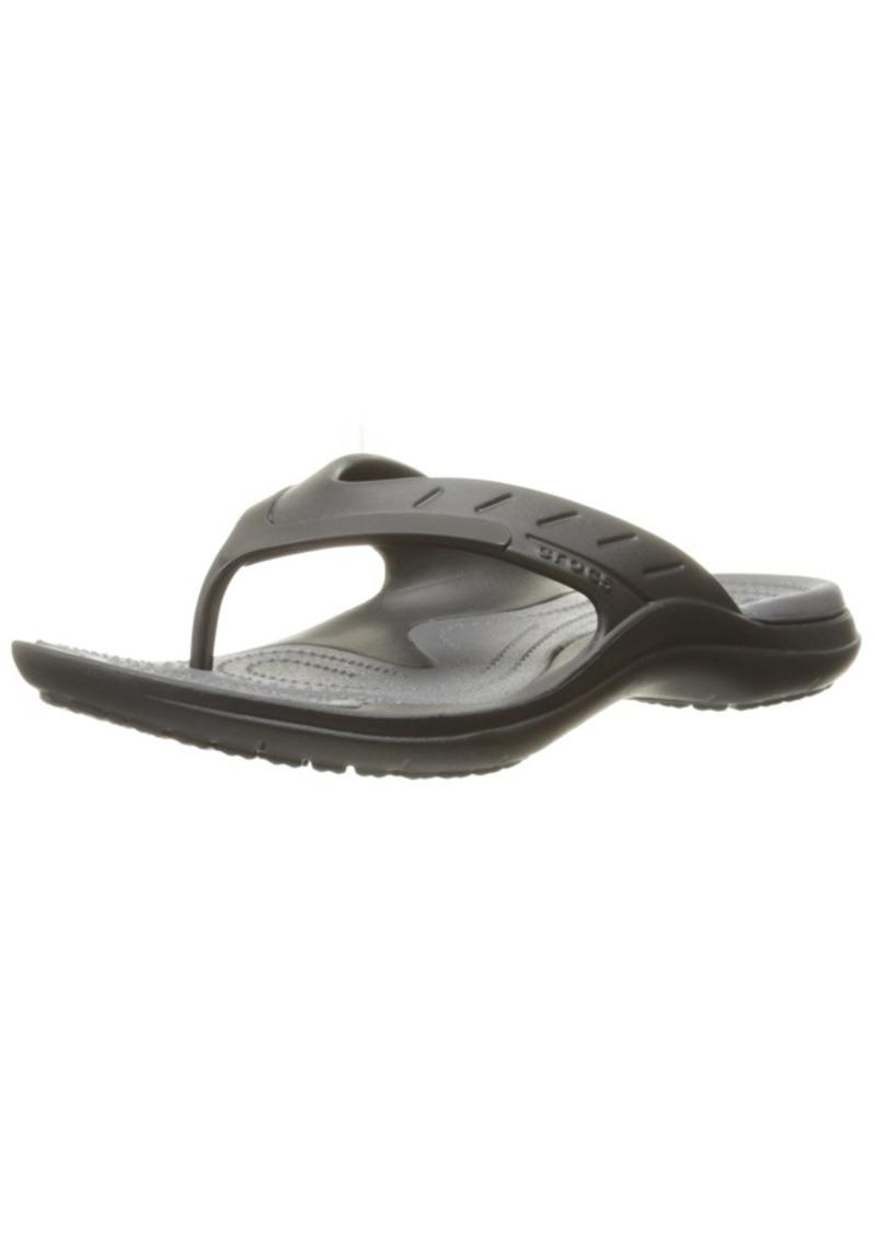 8c0bd13b9 Crocs crocs Unisex Modi Sport Flip-Flop 8 M (D) US Men   10 M (B) US ...