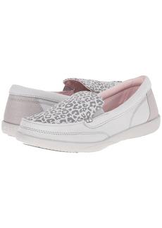 Crocs Walu II Leopard Print Loafer