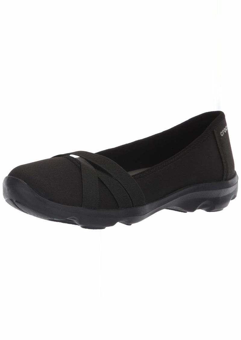 74c053b94 On Sale today! Crocs Crocs Women s Busy Day Strappy Flat W Pump W