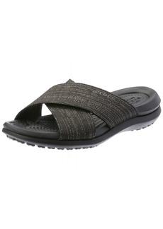 Crocs Women's Capri Shimmer Xband Sandal