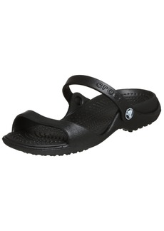 Crocs Women's Cleo  Croslite Sandals - 7 B(M) US