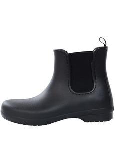 Crocs Women's Freesail Chelsea Ankle Rain Boots Water Shoes   M US