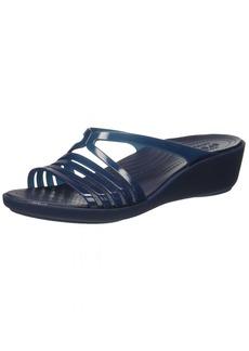 crocs Women's Isabella Mini W Wedge Sandal