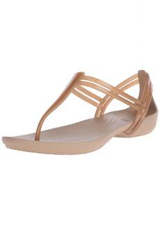 crocs Women's Isabella T-Strap Jelly Sandal