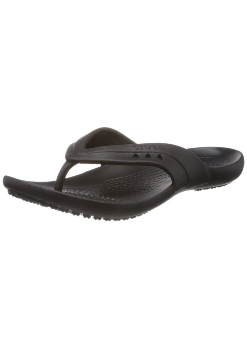 crocs Women's Kadee Flip Flop M US