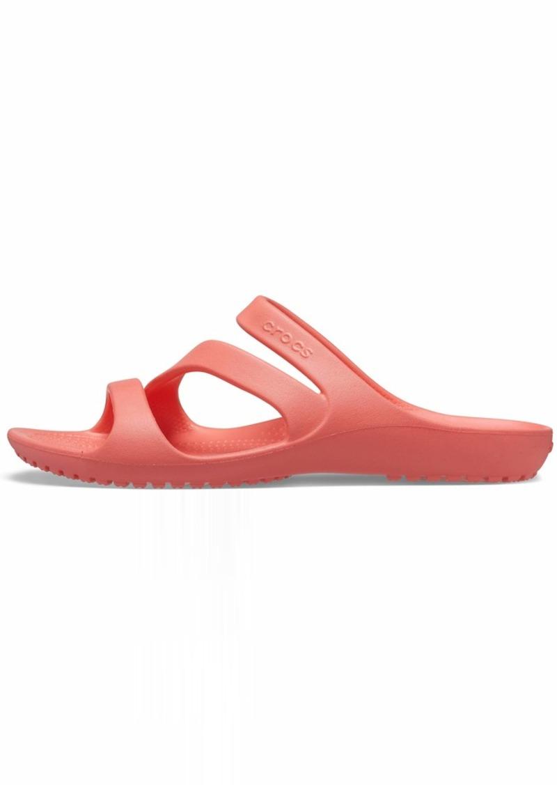 Crocs Women's Kadee II Sandal   Summer Sandals for Women  Slides for Women   US Women