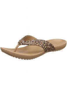 Crocs Women's Kadee Print Flip-Flop
