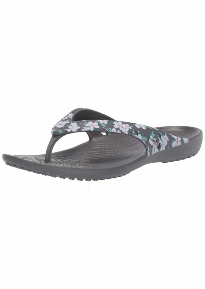 Crocs Women's Kadee2SeaFlpW Flip-Flop   M US