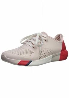 Crocs Women's LiteRide Colorblock Pacer Sneaker   M US