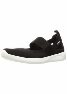 Crocs Women's LiteRide Mary Jane Sneaker   Women