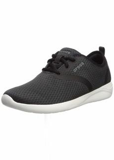 Crocs Women's LiteRide Mesh Lace-Up Sneaker   M US