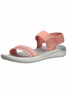 Crocs Women's LiteRide Sandal Flat
