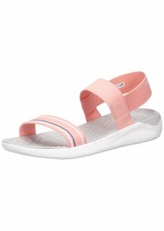 Crocs Women's LiteRide Sandal Flat   M US