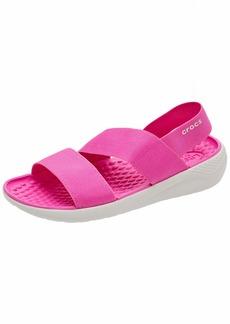 Crocs Women's LiteRide Stretch Sandals Water Shoes   M US