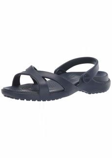 Crocs Women's Meleen Crossband Sandal Slide