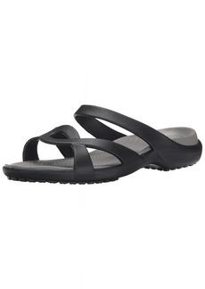 crocs Women's Meleen Twist Sandal  4 US/
