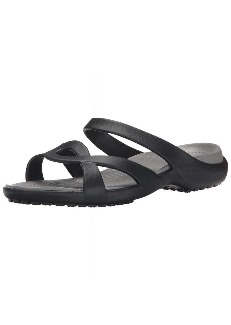 crocs Women's Meleen Twist Sandal   M US