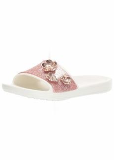 Crocs Women's Sloane Radiant Slide W Sandal