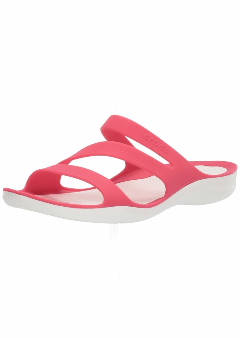 Crocs Women's Swiftwater Sandal Lightweight and Sporty Sandals for Women   M US