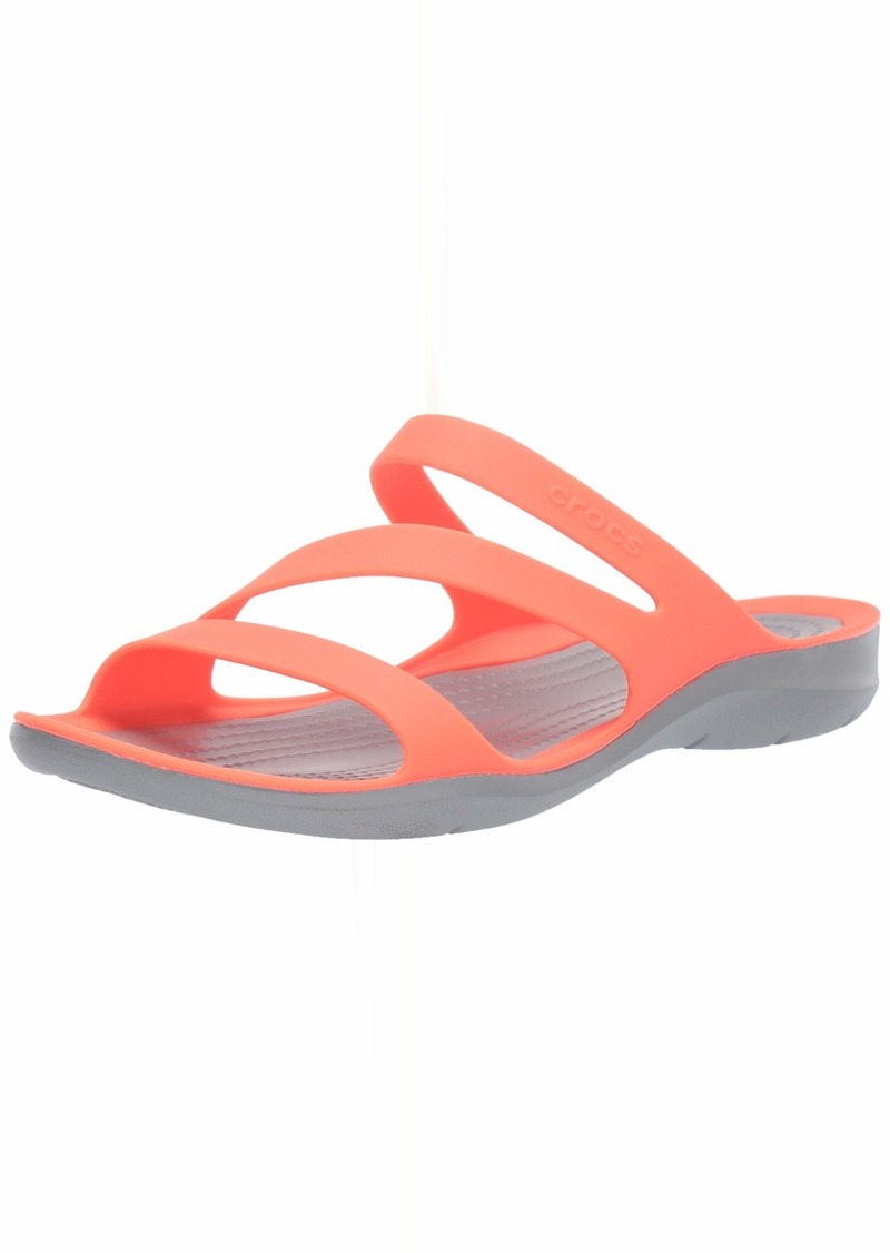 Crocs Women's Swiftwater Sandal Slide   M US