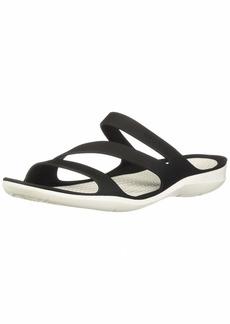 Crocs Women's Swiftwater Sandal Sport   M US