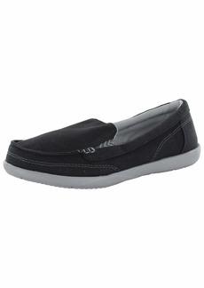 crocs Women's Walu II Canvas Loafer