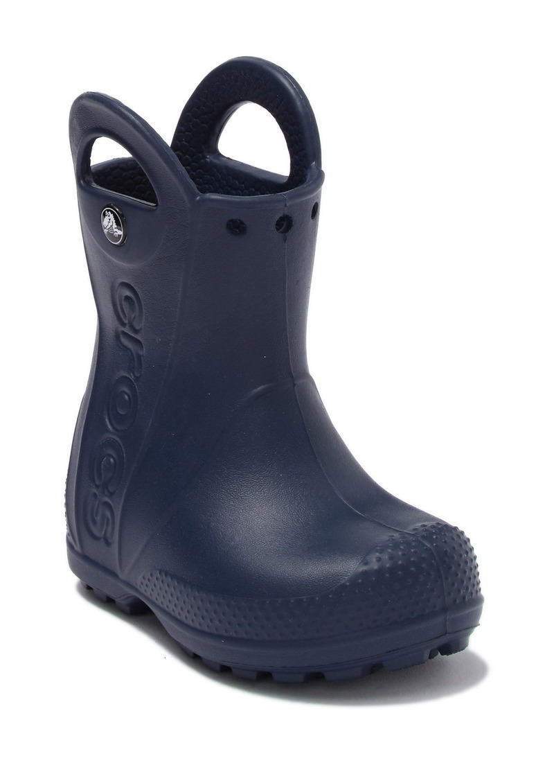 Crocs Handle It Rain Boot (Toddler & Little Kid)