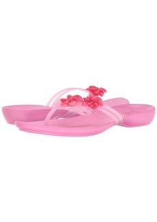 Crocs Isabella Embellished Flip
