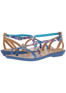 Crocs Isabella Gladiator Graphic Sandal