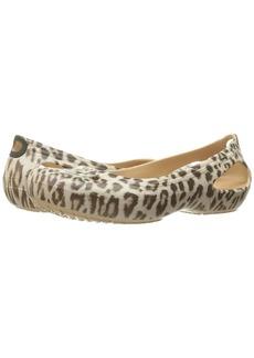 Crocs Kadee Graphic Flat