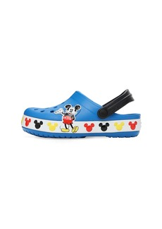 Mickey Mouse Embossed Rubber Crocs