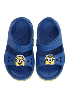 Crocs Minion Embossed Rubber Sandals
