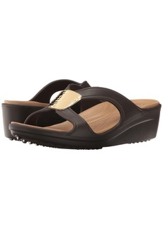 Crocs Sanrah Embellished Wedge