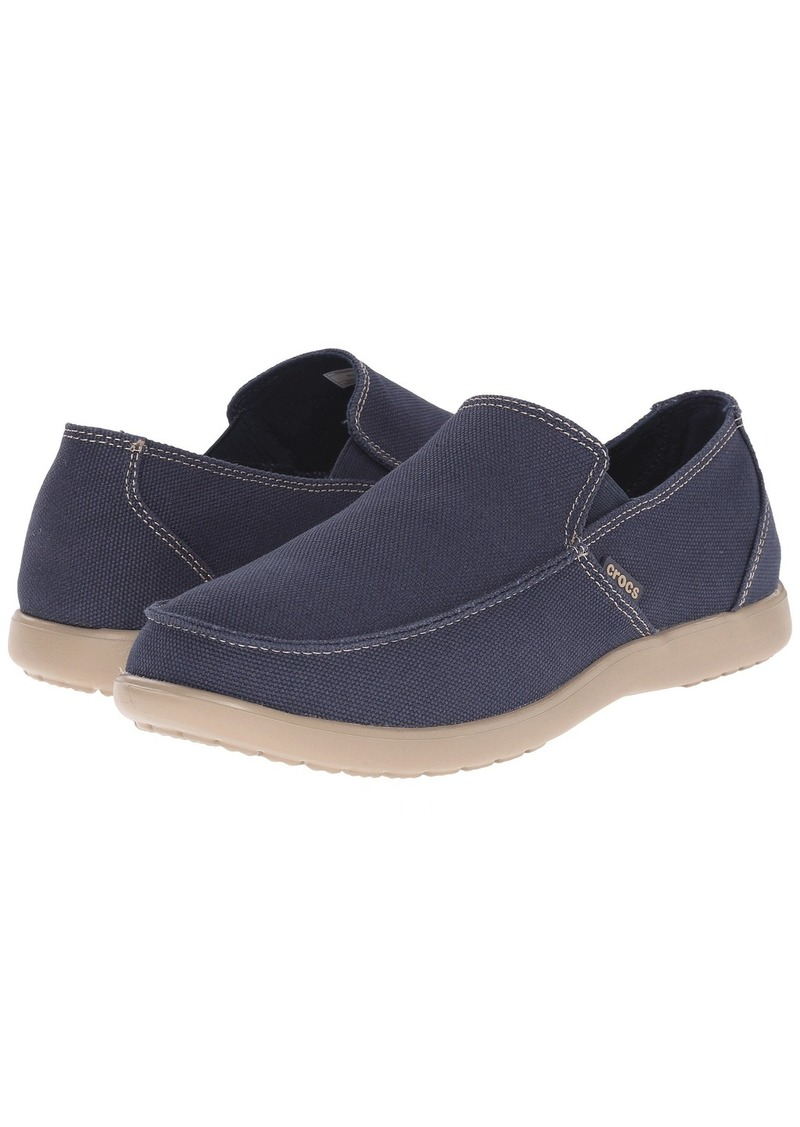 73105be3802 Crocs Santa Cruz Clean Cut Loafer