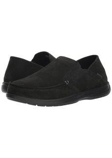 Crocs Santa Cruz Convertible Leather Slip-On