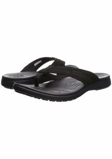 Crocs Santa Cruz Leather Flip