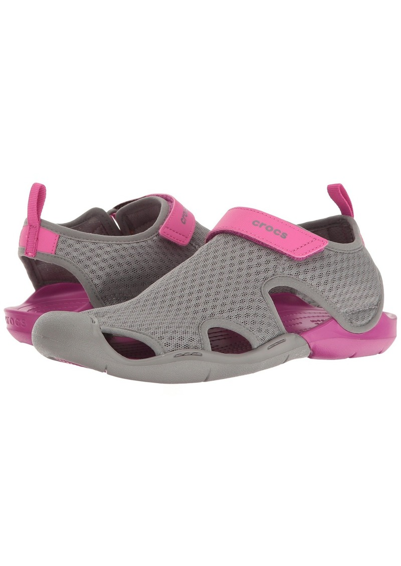 5c1ca8ce06a1d On Sale today! Crocs Swiftwater Mesh Sandal