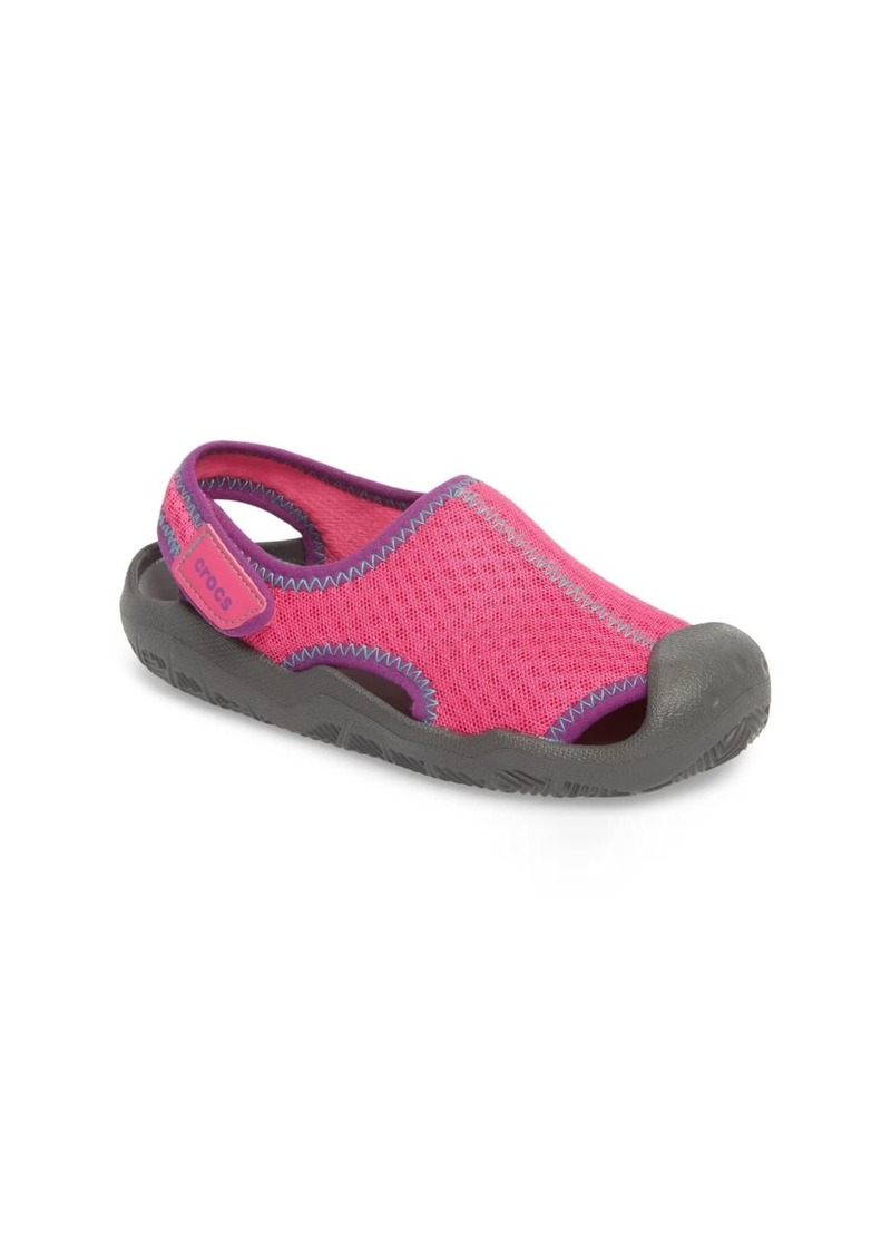 Crocs Swiftwater Sandal (Baby, Toddler & Little Kid)