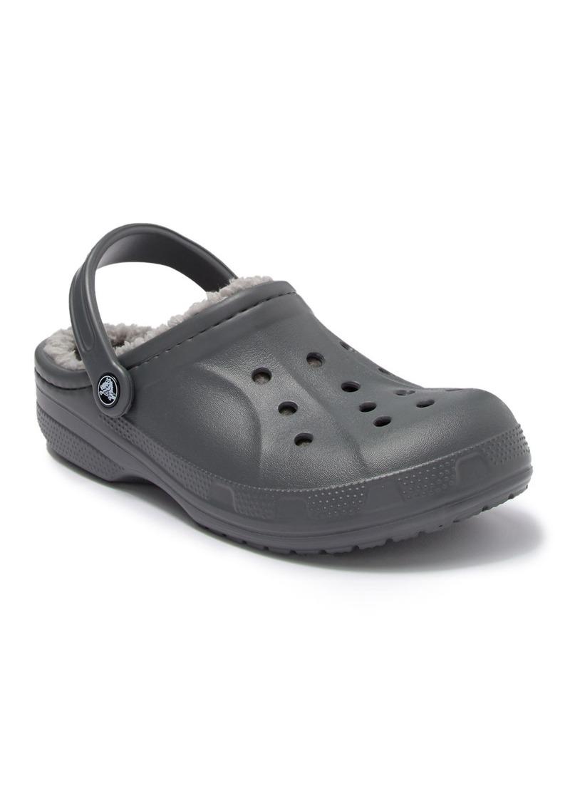 Crocs Winter Faux Fur Lined Clog